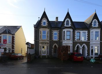 Thumbnail 5 bedroom end terrace house for sale in Romilly Crescent, Pontcanna, Cardiff