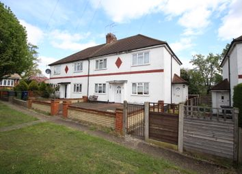 Thumbnail 2 bed maisonette for sale in Victoria Close, New Barnet