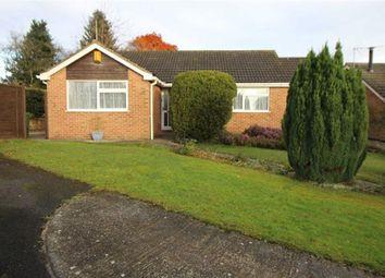 Thumbnail 4 bed detached bungalow for sale in Oakhurst Close, Belper, Derbyshire