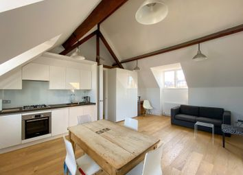 Thumbnail 1 bed flat to rent in Colehill Lane, London