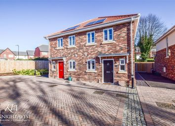 Thumbnail 2 bed semi-detached house for sale in John Castle Way, Colchester, Essex