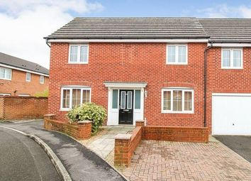 Thumbnail 3 bed semi-detached house to rent in Yeomanry Close, Thatcham