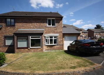 Thumbnail 3 bed semi-detached house for sale in Auckland, Chester Le Street