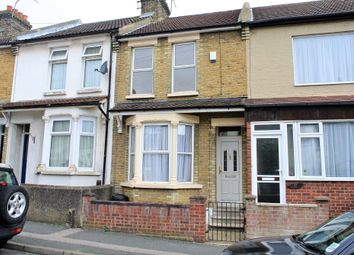 3 bed terraced house to rent in Louisville Avenue, Gillingham, Kent ME7