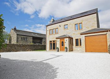 Thumbnail 5 bed detached house for sale in Bowling Green Road, Stainland, Halifax