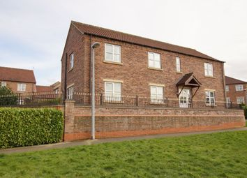 Thumbnail 4 bed detached house for sale in Millers Close, Kirton Lindsey, Gainsborough