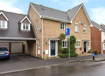 Thumbnail 3 bed semi-detached house to rent in Goddard Way, Bracknell, Berkshire