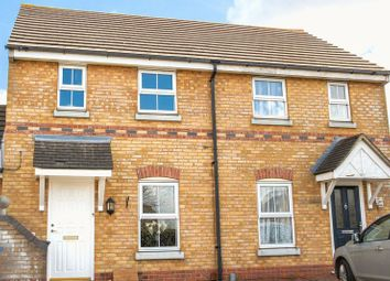 Thumbnail 2 bedroom terraced house for sale in Fyfield Drive, South Ockendon