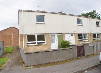 Thumbnail 2 bed end terrace house for sale in Culbin Road, Forres, Moray