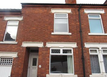 Thumbnail 2 bed terraced house to rent in Linden Street, Mansfield