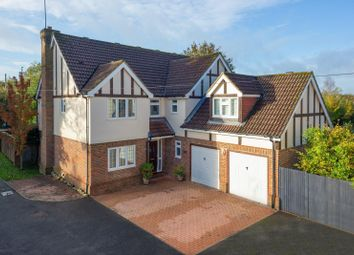 Ashford Road, Harrietsham, Maidstone ME17. 5 bed detached house for sale