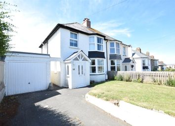Thumbnail 3 bedroom semi-detached house to rent in Lynstone Road, Bude
