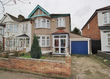 Thumbnail 3 bed terraced house to rent in Park View Gardens, Woodford Avenue, Ilford