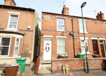 Thumbnail 2 bed end terrace house for sale in Vernon Avenue, Old Basford, Nottingham