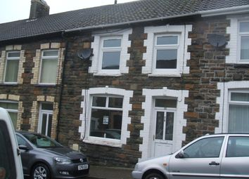 Thumbnail 3 bed terraced house to rent in Herbert Street, Blaengarw
