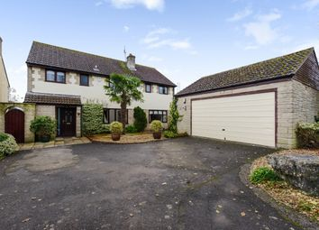 Thumbnail 5 bed detached house for sale in Glovers Close, Milborne Port, Somerset