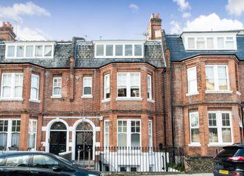 Thumbnail 1 bed flat to rent in Glenloch Road, London