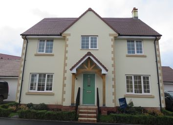 Thumbnail 4 bed detached house for sale in Godwin Close, Wells, Wells