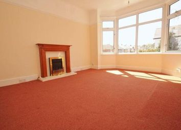 Thumbnail 2 bedroom flat to rent in Heathwood Road, Winton, Bournemouth