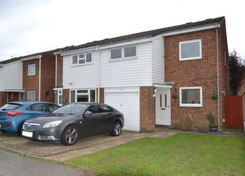 Thumbnail 4 bed semi-detached house for sale in Wallers Way, Hoddesdon