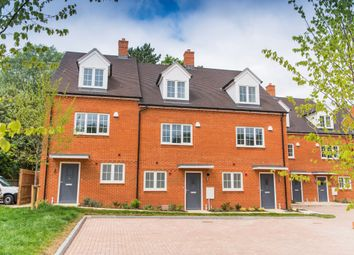 Thumbnail 3 bedroom end terrace house for sale in Basset Road, Lane End, High Wycombe
