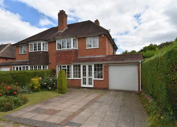 3 bed semi-detached house for sale in Hole Lane, Northfield, Bournville Village Trust B31