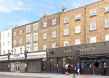Thumbnail 5 bedroom flat to rent in Camden High Street, London