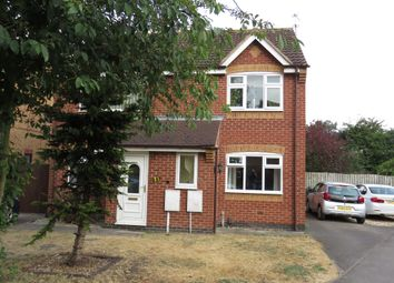 Thumbnail 2 bed semi-detached house for sale in Clarks Lane, Newark