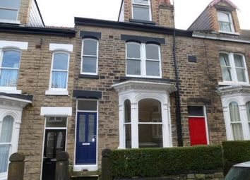 Thumbnail 5 bedroom terraced house for sale in Raven Road, Sheffield