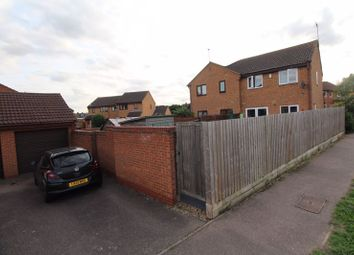 Johnson Close, Marston Moretaine, Bedford MK43. 3 bed semi-detached house