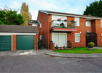 Thumbnail 3 bed flat for sale in Byron Close, Formby