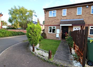 Thumbnail 2 bed semi-detached house for sale in Salisbury Close, Worcester