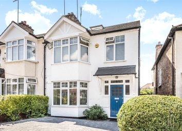 Thumbnail 4 bed end terrace house for sale in Ashurst Road, North Finchley
