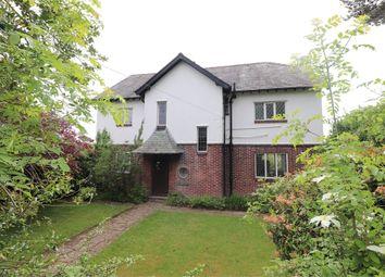 Thumbnail 4 bed detached house for sale in Brackenthwaite, Whiteclosegate, Carlisle, Cumbria