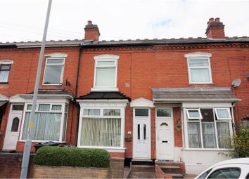 Thumbnail 3 bed terraced house for sale in Yew Tree Lane, Birmingham