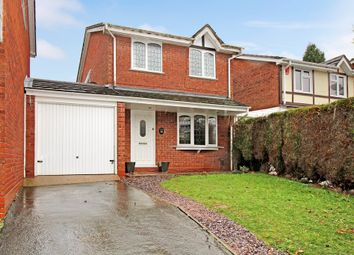 Thumbnail 3 bed link-detached house for sale in Cheviot, Wilnecote, Tamworth