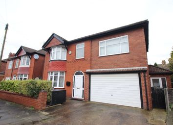 Thumbnail 5 bed detached house to rent in Sandringham Avenue, Denton, Manchester