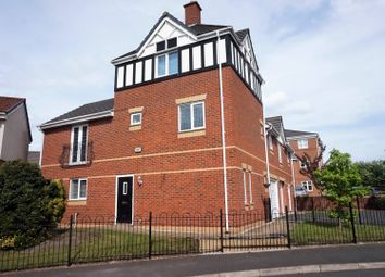 Thumbnail 4 bed detached house for sale in Harebell Close, Widnes