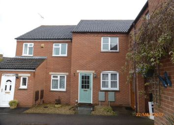 Thumbnail 2 bed terraced house to rent in Snowshill Drive, Bishops Cleeve, Cheltenham