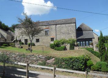 Thumbnail 4 bed semi-detached house for sale in Harberton, Totnes, Devon