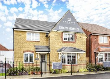 Thumbnail 4 bedroom detached house for sale in Meadow View, Watchfield, Oxfordshire