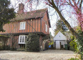 Thumbnail 3 bed cottage for sale in High Street, Newport, Saffron Walden