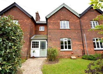Thumbnail 3 bed terraced house for sale in Wicken Road, Newport, Saffron Walden, Essex