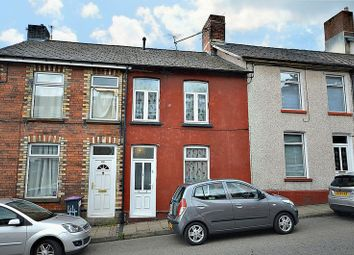 Thumbnail 2 bed terraced house for sale in Commercial Street, Pontnewydd, Cwmbran