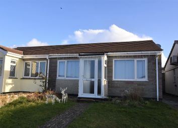 2 bed semi-detached bungalow for sale in Boskenna Road, Four Lanes, Redruth TR16