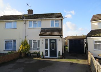 Thumbnail 3 bed semi-detached house for sale in Alandale Close, Reading