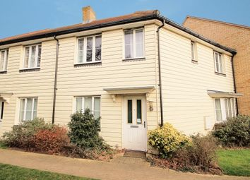 Thumbnail 3 bed property for sale in Mill Road, Colchester