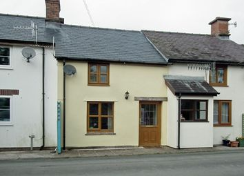 Thumbnail 2 bed terraced house for sale in 5 Kingshead Cottages, Dolau, Llandrindod Wells, Powys, Llandrindod Wells, Powys