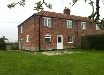 Thumbnail 3 bedroom semi-detached house to rent in Tunstall, Norwich
