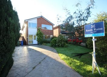Thumbnail 4 bed detached house to rent in Dairyground Road, Bramhall, Stockport